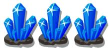 3 Kristalle
