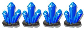 4 Kristalle
