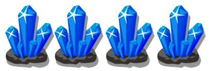 5 Kristalle